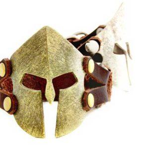 Spartan helmet cuff