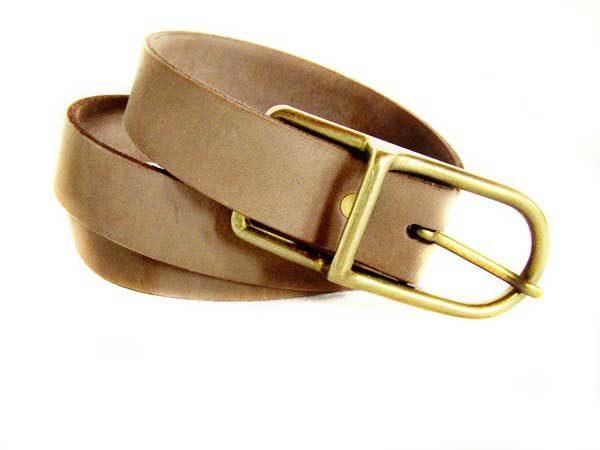 Trendy Leather Belt