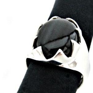 Hawkeye silver ring